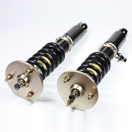BC Racing Coilovers for Mitsubishi Lancer Evolution X